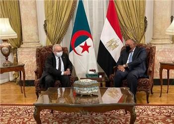 مباحثات مصرية جزائرية حول التعاون المشترك وقضايا المنطقة