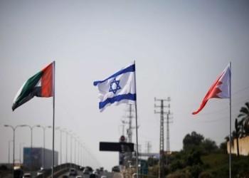 قرقاش وبن أحمد في ضيافة رئيس وزراء إسرائيل في نيويورك