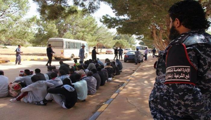 سلطات شرق ليبيا تقبض على أتراك وإيرانيين في بنغازي.. ما القصة؟