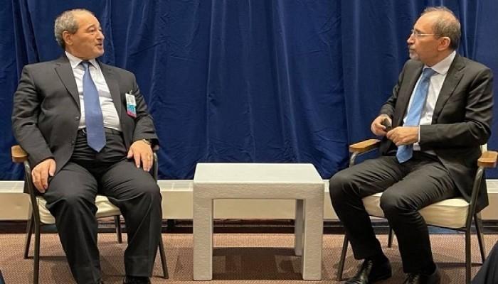 الإثنين.. 4 وزراء تابعين للنظام السوري يزورون الأردن