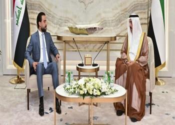 اتفاق بين الإمارات والعراق على تعزيز العلاقات البرلمانية