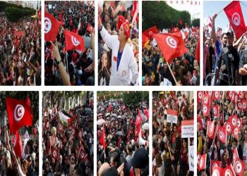 تحدي اللحظة الثورية بين تونس والسودان