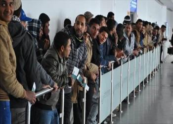 تحديد موعد وصول أول فوج من العمالة المصرية إلى ليبيا