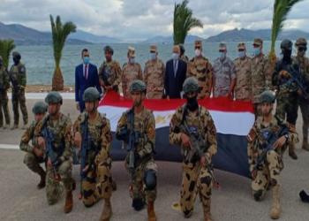 مناورات سعودية إماراتية مصرية يونانية لمكافحة الإرهاب