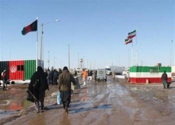 الحكومة الأفغانية تعيد فتح معبر إسلام قلعة مع إيران