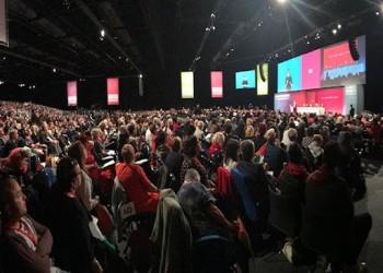 بالأغلبية.. حزب العمال البريطاني يصوت لفرض عقوبات على إسرائيل