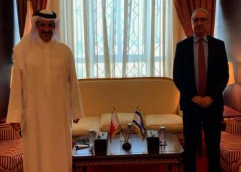 سفير البحرين بالإمارات يستقبل نظيره الإسرائيلي المؤقت لدى أبوظبي
