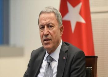 أكار: تركيا تتابع بدقة التطورات شمالي سوريا