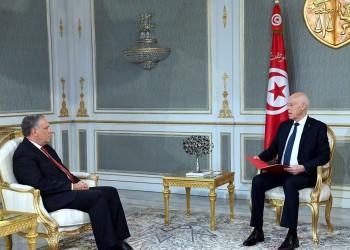 مهددا بممارسة الاحتجاج.. التيار الديمقراطي التونسي يدعو سعيد للتراجع عن قراراته