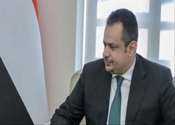 رئيس الحكومة اليمنية يصل إلى عدن للمرة الأولى منذ 6 أشهر