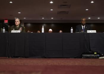 وزير الدفاع الأمريكي ورئيس الأركان يدافعان عن الانسحاب من أفغانستان