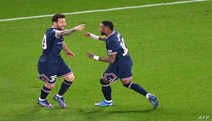ميسي يسجل هدفه الأول مع سان جيرمان ويمنحه فوزا على مانشستر سيتي