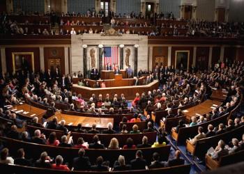 الكونجرس يقر قانون عقوبات ومساعدات متعلق بالأزمة في ليبيا