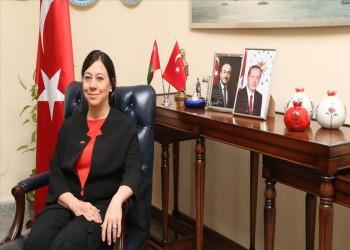 السفيرة التركية بمسقط: علاقاتنا مع سلطنة عمان تشهد طفرة كبيرة