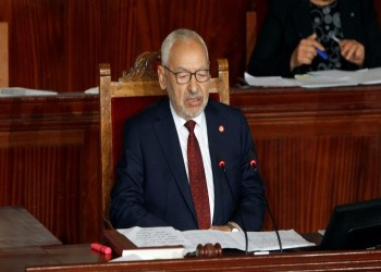 لبحث عودة البرلمان التونسي.. كتلة النهضة تدعو الغنوشي للاجتماع