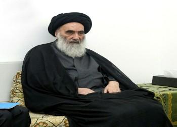 السيستاني يدعو للمشاركة في الانتخابات العراقية