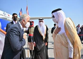 لافتتاح سفارة تل أبيب.. وزير خارجية إسرائيل يصل إلى البحرين