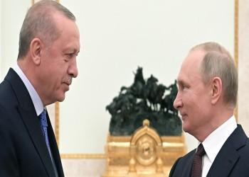 أردوغان وبوتين يجددان التزامهما باتفاقيات إدلب