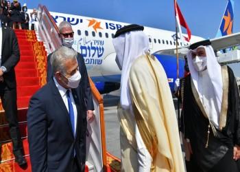 وزيرا خارجية البحرين وإسرائيل يبحثان صداقة نشطة في الاقتصاد والأمن