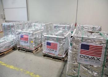الولايات المتحدة تقدم 1.6 مليون جرعة من لقاح فايزر لمصر
