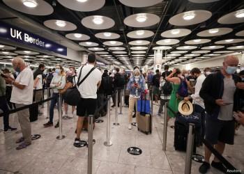 بريطانيا تفرض على الأوروبيين الدخول بجوازات السفر