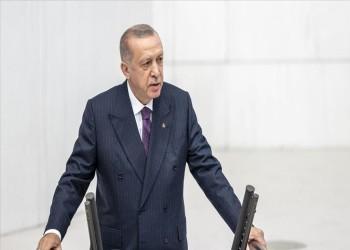 أردوغان: احتياطي المصرف المركزي التركي 122 مليار دولار