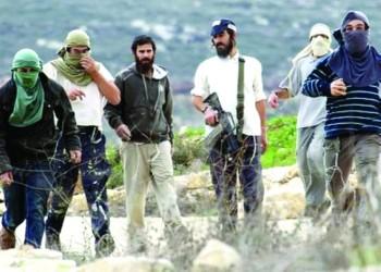 بريطانيا تدين هجمات مستوطنين على قرويين فلسطينيين بالضفة الغربية المحتلة