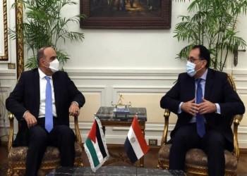 مدبولي يستقبل نظيره الأردني بمقر الحكومة بالعاصمة الإدارية الجديدة