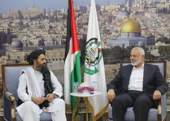 داعيا لمساندة الفلسطينيين.. هنية: انتصار طالبان يؤكد قدرة الأمة على التحرر