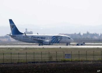 مصر للطيران تبدأ تسيير رحلاتها إلى إسرائيل