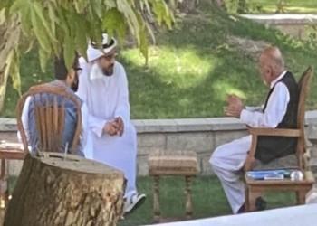 استقبل مسؤول إماراتي قبل مغادرة أفغانستان.. تفاصيل جديدة لفرار أشرف غني