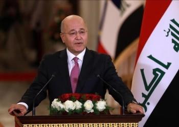 الرئيس العراقي: إجراءات استثنائية لمنع تزوير الانتخابات
