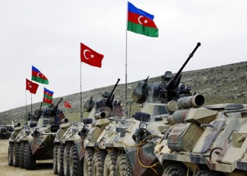 تركيا تعلن عن تدريبات عسكرية مع أذربيجان قرب حدود إيران.. هل يشتعل التوتر؟