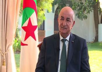 الرئيس الجزائري يأمر بإحياء مشاريع بناء السفن مع الشركاء الأجانب