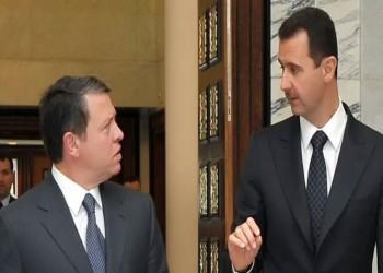 الأول منذ 2011.. العاهل الأردني يتلقى اتصالاً هاتفياً من رئيس النظام السوري