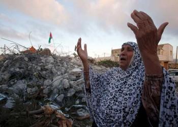 تقرير: إسرائيل هدمت ما يقرب من 12 ألف منزل وهجرت 73 ألف فلسطيني منذ 1967