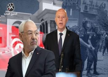 استطلاع أمريكي: أكثرية التونسيين يرفضون استئنافا فوريا للبرلمان ويحملون الغنوشي أزمة البلاد
