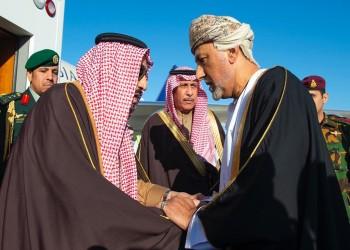 الملك سلمان يعزي سلطان عمان في ضحايا إعصار شاهين