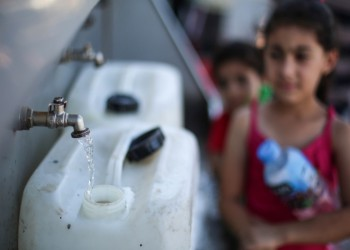 تقرير دولي: 97% من المياه في غزة غير صالحة للشرب