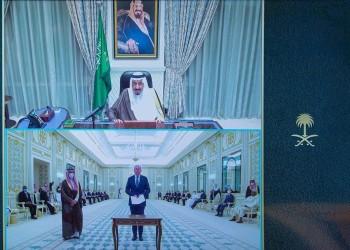 29 سفيرا جديدا يقدمون أوراق اعتمادهم للعاهل السعودي