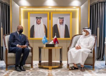 مباحثات قطرية صومالية لتعزيز التعاون الثنائي بين البلدين