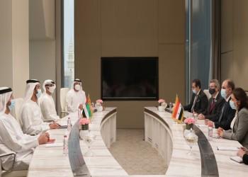 الإمارات وسوريا تقران خططا لتعزيز التجارة