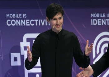 مؤسس تيليجرام: كسبنا أكثر من 70 مليون مستخدم جديد بعد عطل فيسبوك