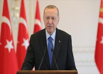 أردوغان: نسعى لتوافق حول تغيير الدستور ونرحب باقتراحات الشباب