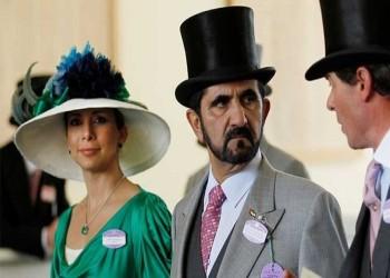 بن راشد ينفي اتهامات القضاء البريطاني حول تجسسه على الأميرة هيا