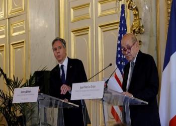 واشنطن تؤكد إجراء حوار بناء مع فرنسا بشأن أزمة الغواصات.. وباريس: الخلاف لم يحل
