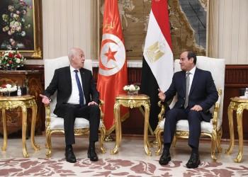 السيسي يؤكد دعم مصر لإجراءات قيس سعيد في تونس ويعرض المساعدة