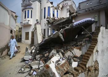 20 قتيلا على الأقل و300 جريح في زلزال باكستان وأنباء عن انهيارات جبلية