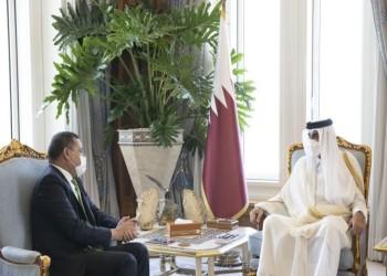 في زيارته الأولى للدوحة.. الدبيبة يدعو قطر للمشاركة في مؤتمر استقرار ليبيا
