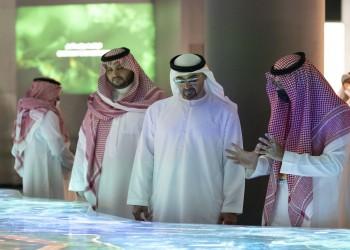 بن زايد يزور جناج السعودية في إكسبو 2020 دبي.. ماذا قال؟